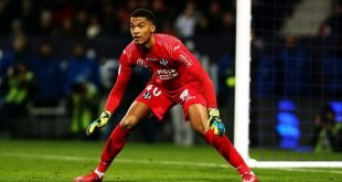 Alban Lafont Toulouse Fiorentina