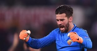Alisson Becker Liverpool transfer