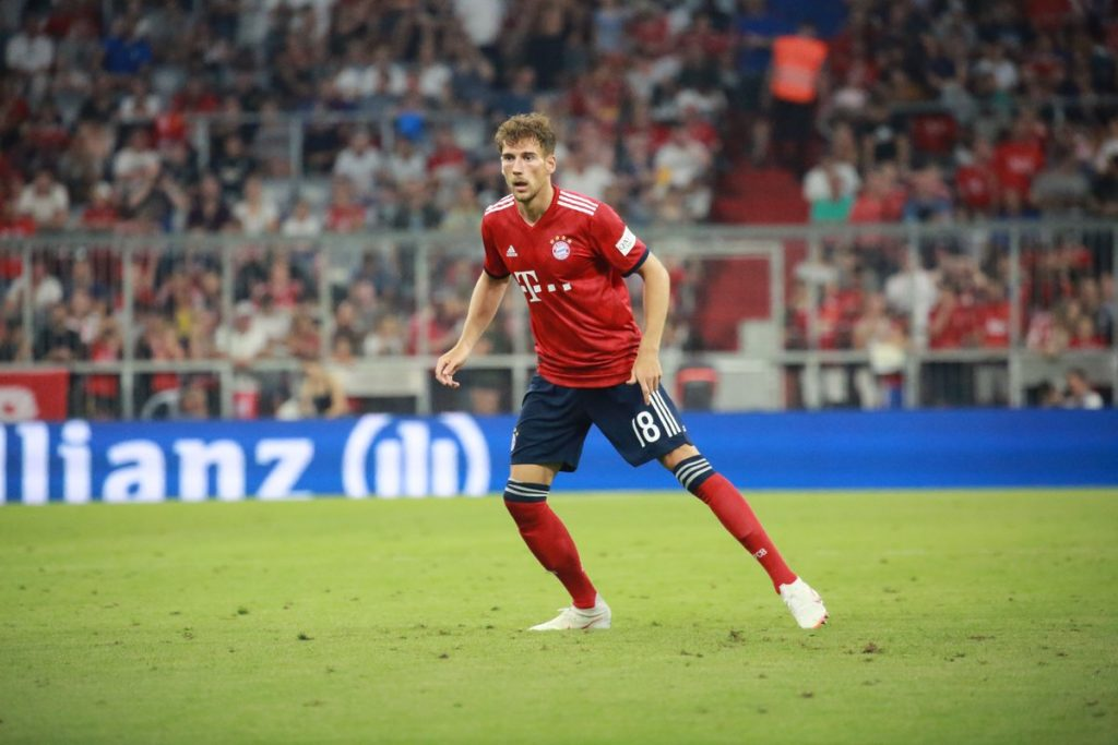 Leon Goretzka USA tOUR