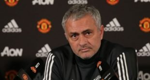 Jose Mourinho Man United Godin shock