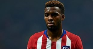 Thomas Lemar Atletico debi vs RMFC 160818